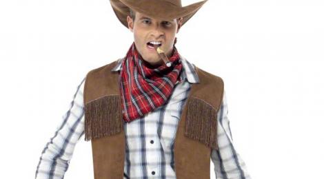 Day 3: Fringe Cowboy