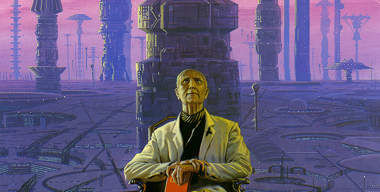 Foundation Trilogy by Isaac Asimov