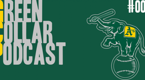 Green Collar Podcast #003: New Additions, Rotation Nation, and Who's the Best?
