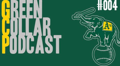Green Collar Podcast #004: Pride Night, Predictions, and the Opening Day Curse