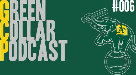 Green Collar Podcast #006: Dark Days, Losing Ways, and Steroid-Man
