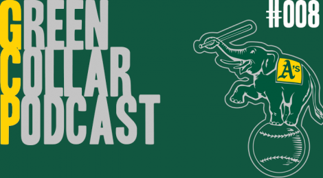 Green Collar Podcast #008: We're back, and on track?