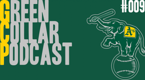 Green Collar Podcast #009: The struggle continues, 8th inning woes, and who's the worst?