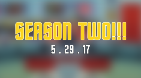 Season Two Coming Soon!