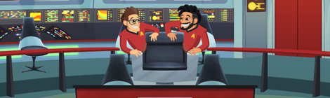 Two Guys One Trek Season 2 is LIVE!