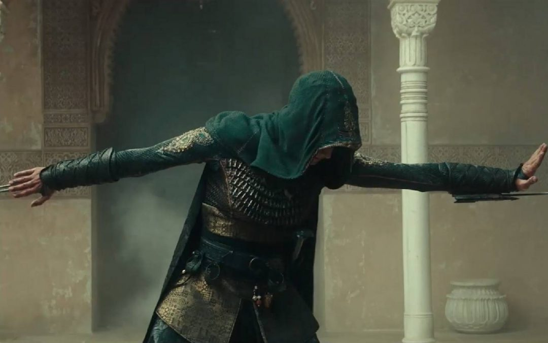 2018 Movie #1: Assassin's Creed